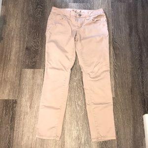 🆕American Rag Blush Colored Skinny Pants